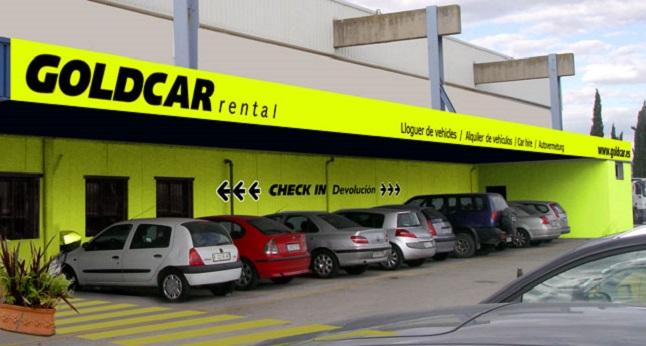 goldcar rental oficina barcelona aeropuerto