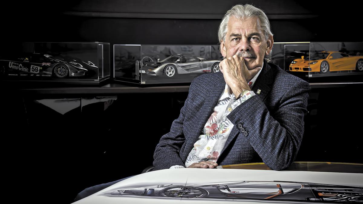Gordon Murray: «Pienso que mi coche será probablemente el último gran superdeportivo analógico para entusiastas»