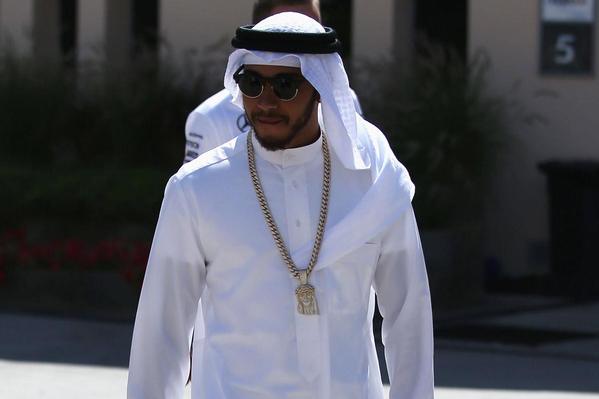 hamilton arabe
