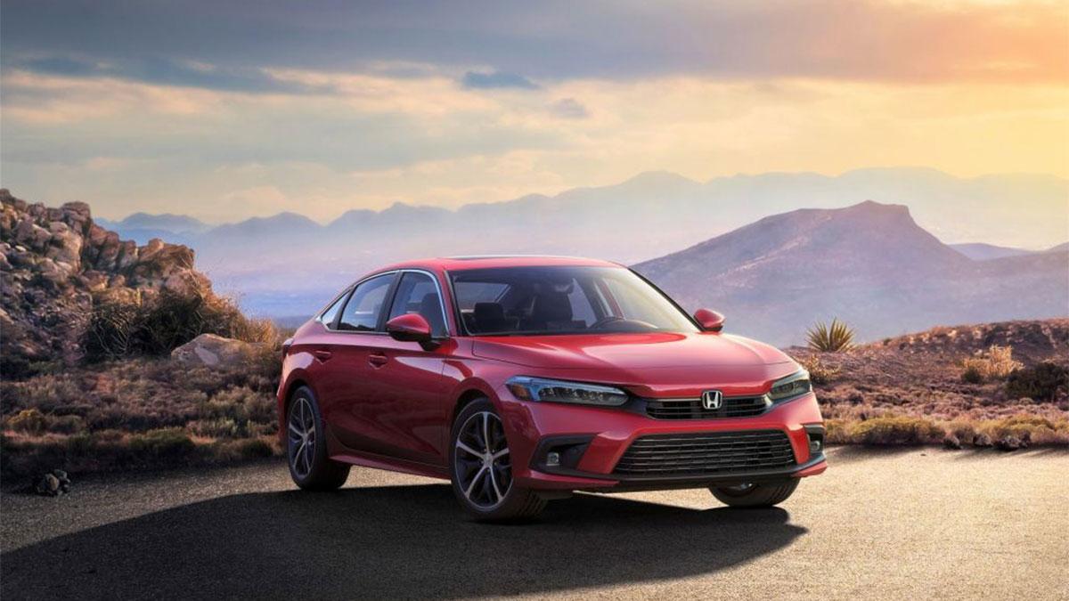 El nuevo Honda Civic 2022 lucirá una imagen completamente renovada, además de una dotación tecnológica ampliada