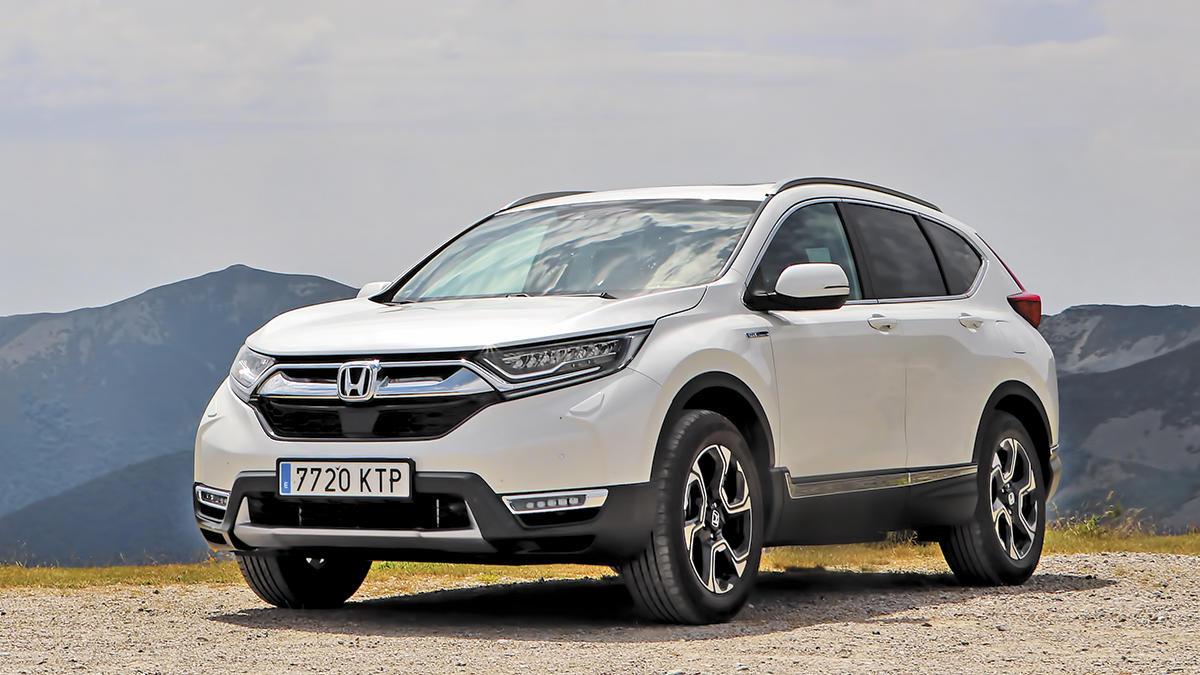 Honda CR-V 2020: híbrido, con etiqueta ECO y muy equipado, ¡por 250 euros al mes!