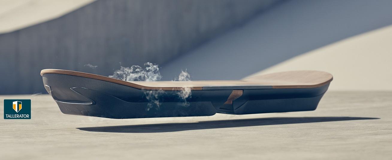 hoverboard lexus tallerator