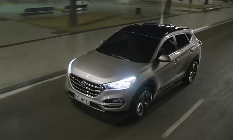 El nuevo Hyundai Tucson en vídeo