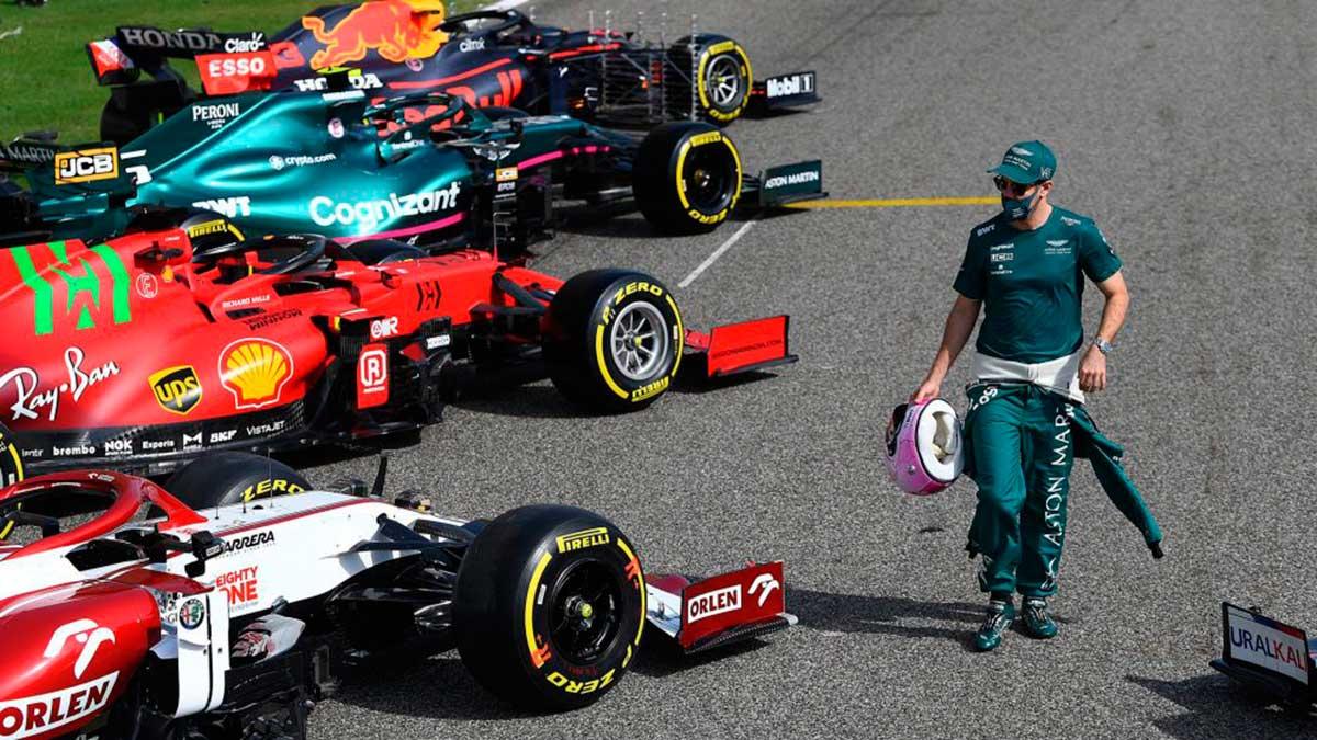 Calendario de F1 2021: fechas, horarios y dónde ver los Grandes Premios