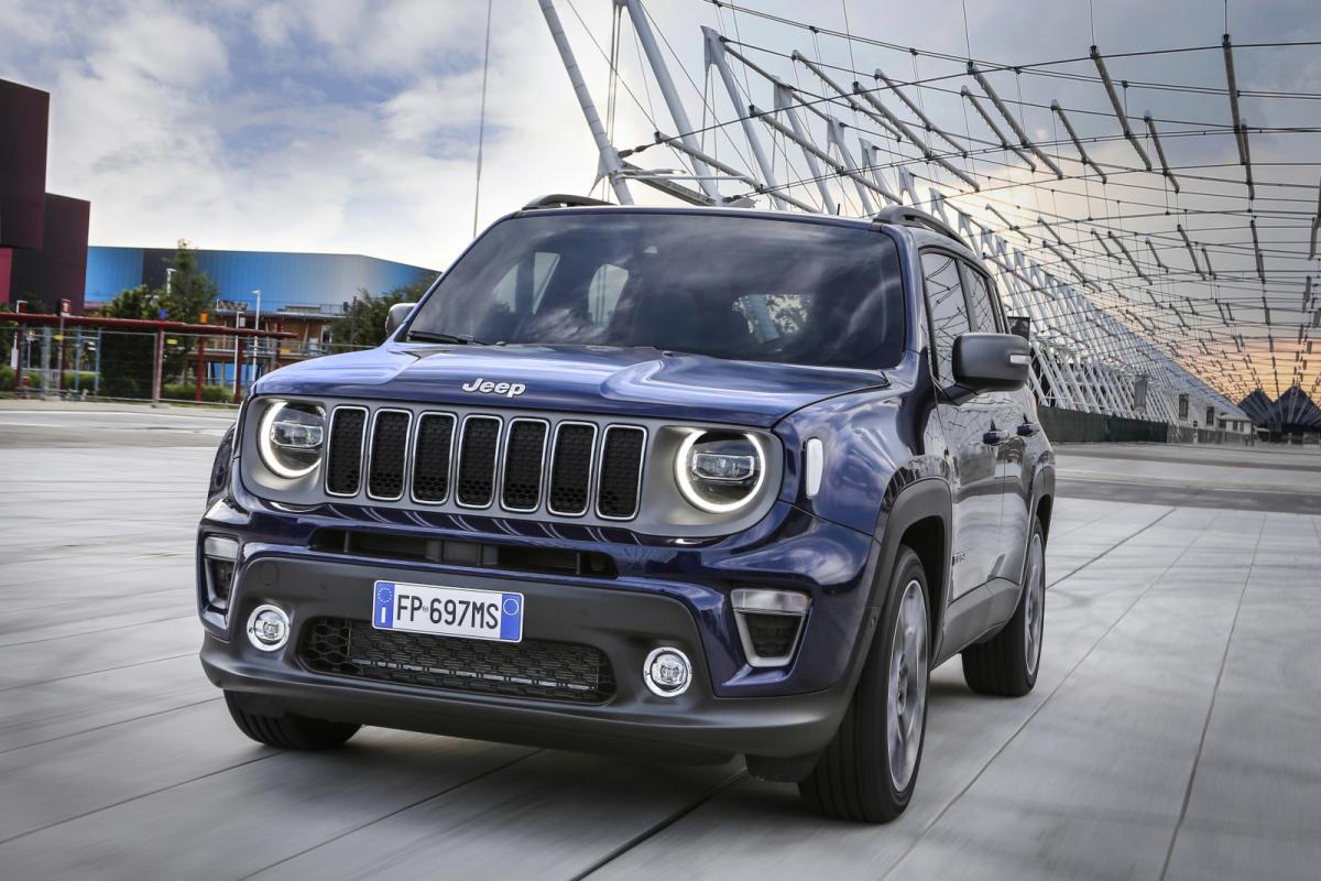 jeep renagade limited