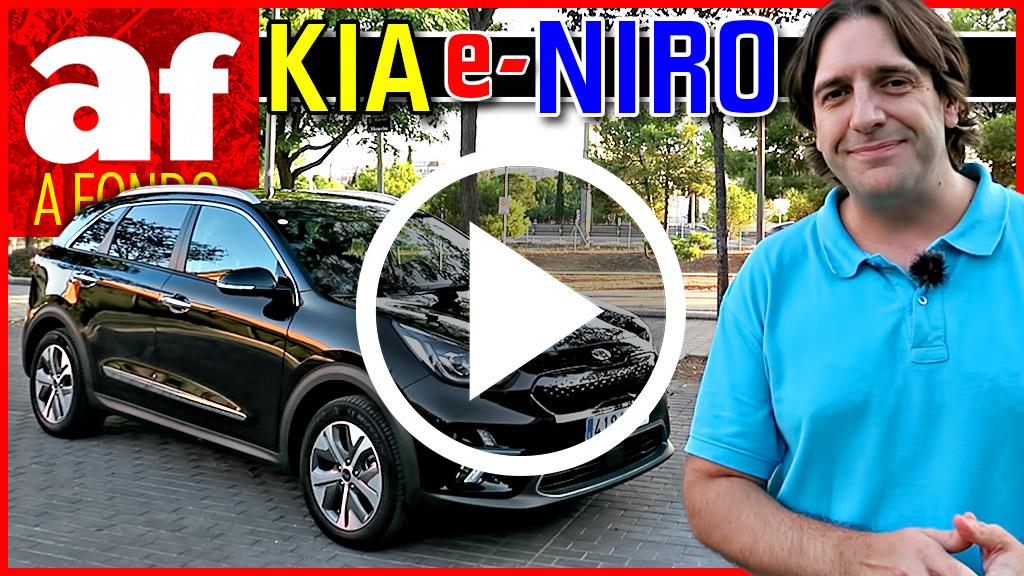 Kia e-NIRO: review y prueba a fondo