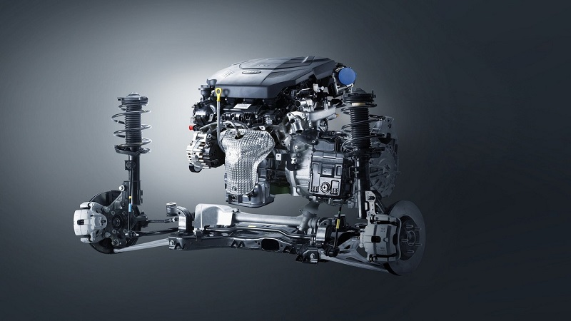 kia new eight speed automatic transmission for fwd cars