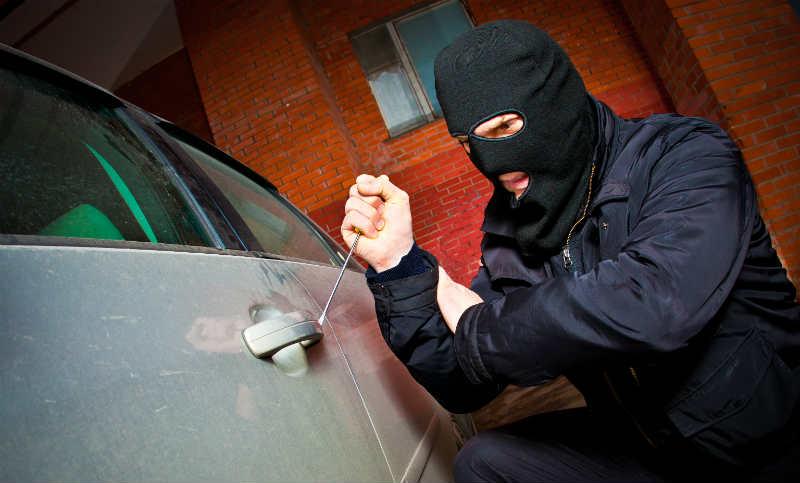 ¿En qué barrios de tu ciudad te pueden robar más fácilmente el coche?