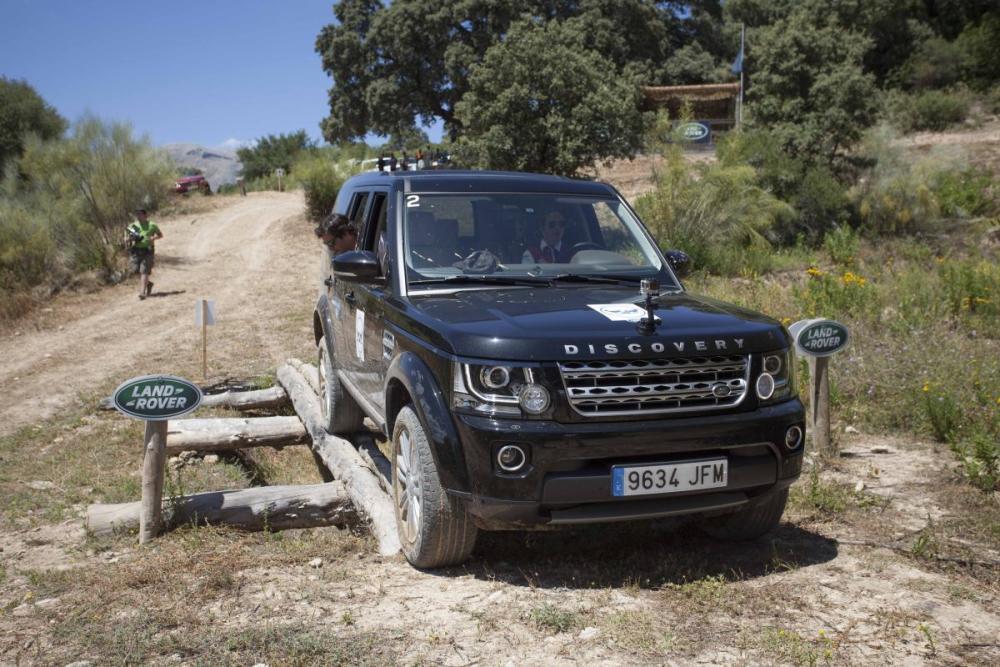 VI Land Rover Discovery Challenge: La conquista del Sur