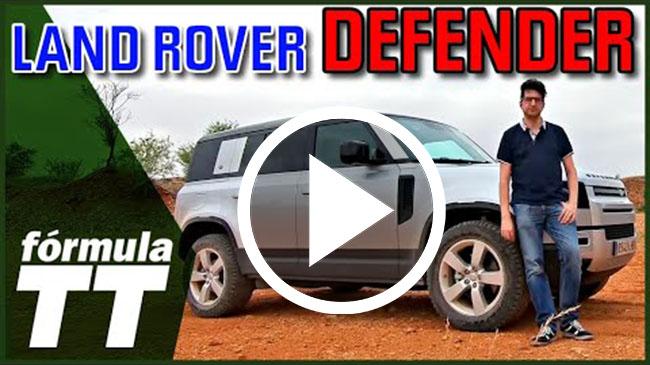 Vídeo: prueba del Land Rover Defender 2020