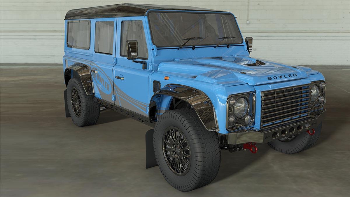 El Land Rover Defender clásico resucita de la mano de Bowler