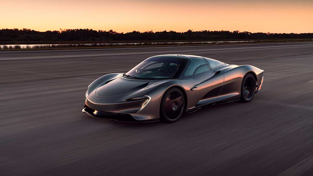 large 11671 mclaren speedtail concludes high speed testing