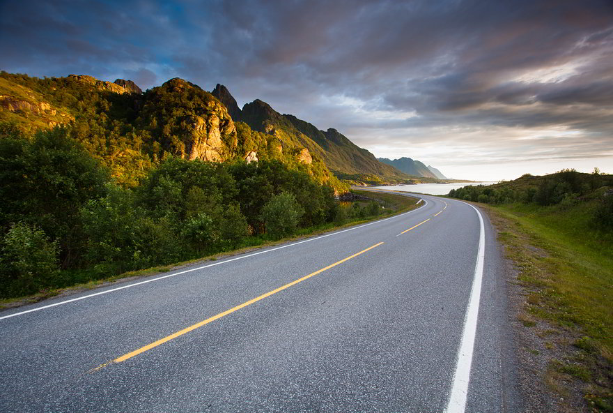 las carreteras mas maravillosas del mundo