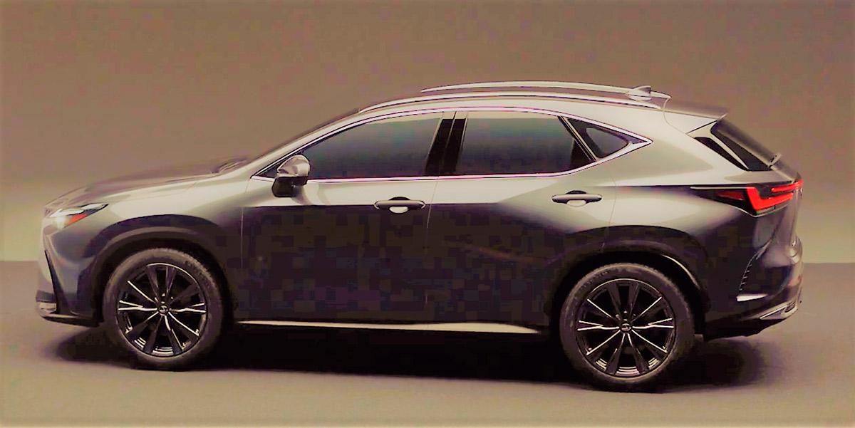 Nuevo Lexus NX 2021: el SUV premium híbrido se renueva… ¡con una gran sorpresa!