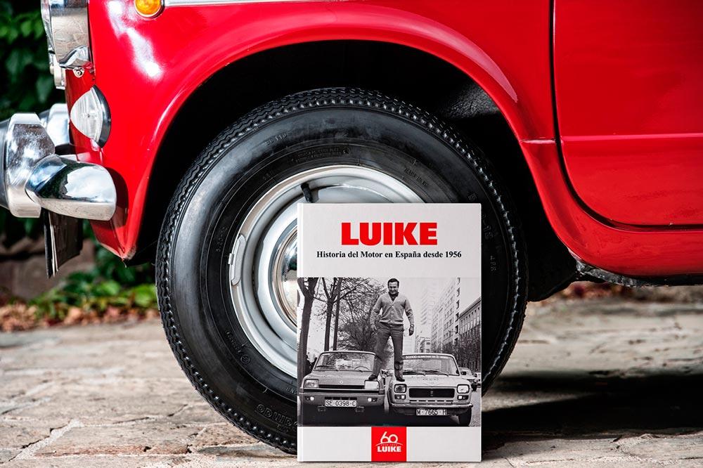 Luike, Historia del Motor en España: referente para la prensa especializada