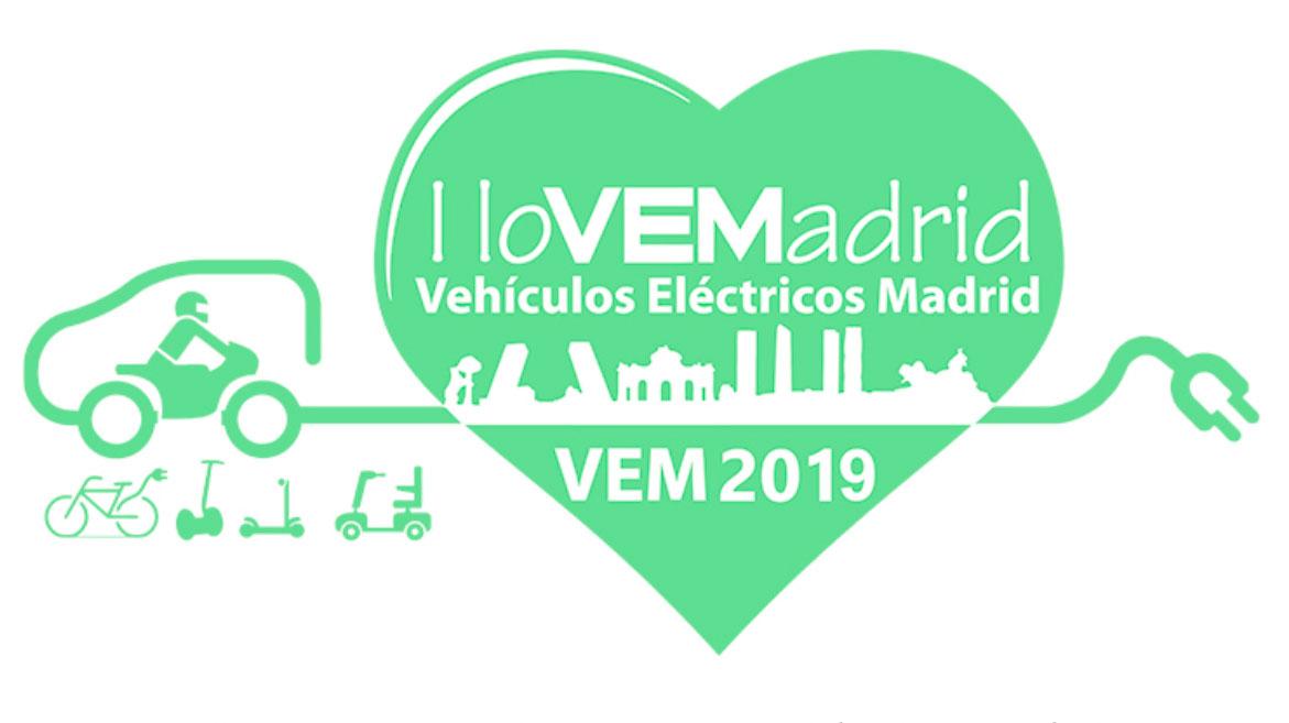 VEM2019: Vuelve la mayor exposición urbana de coches eléctricos de España