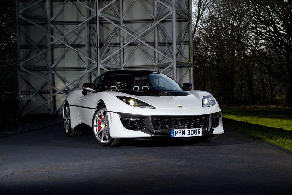 lotus evora sport 410 one off