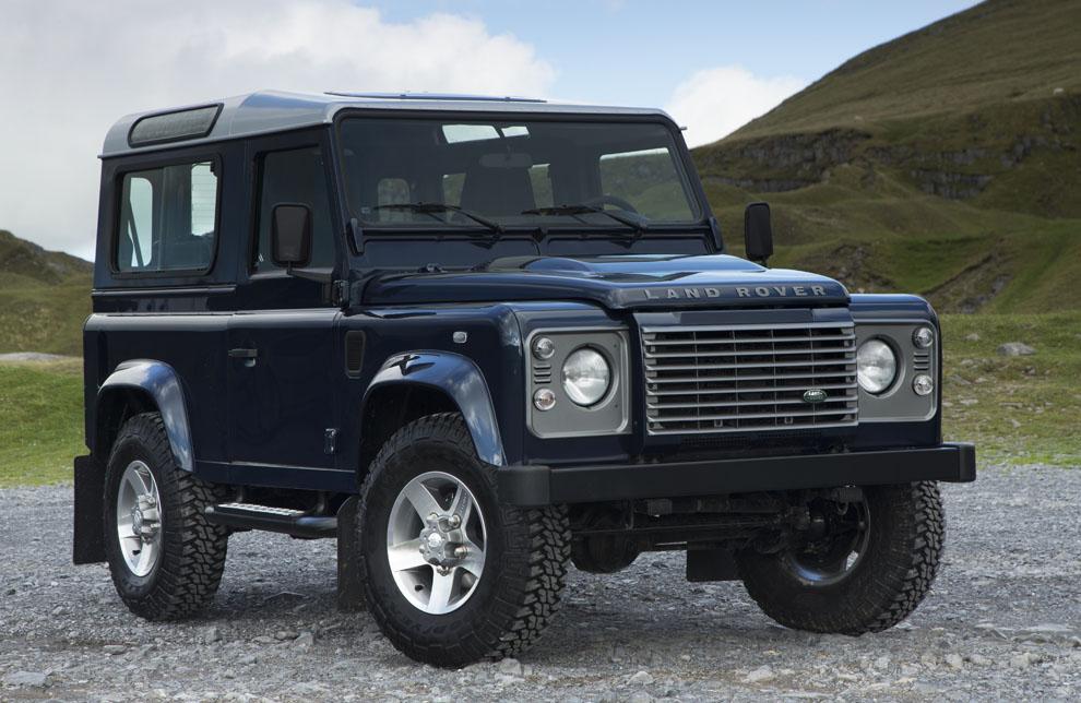 Land Rover confirma que dejará de fabricar el Defender en 2015