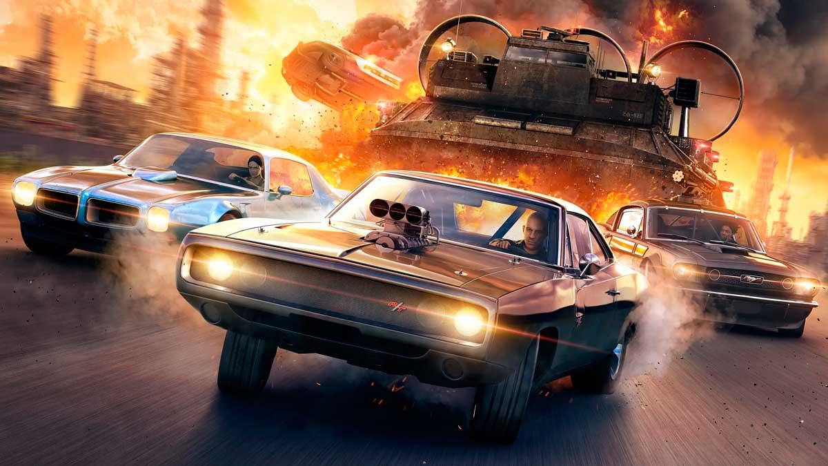 Vídeo: el videojuego Fast & Furious Crossroads ya está disponible