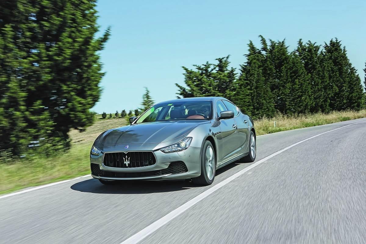 Maserati Ghibli: Menos elitista