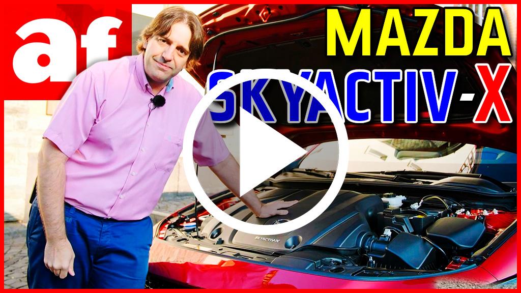 Vídeo: motor Skyactiv-X de Mazda, el gasolina que vence al diésel