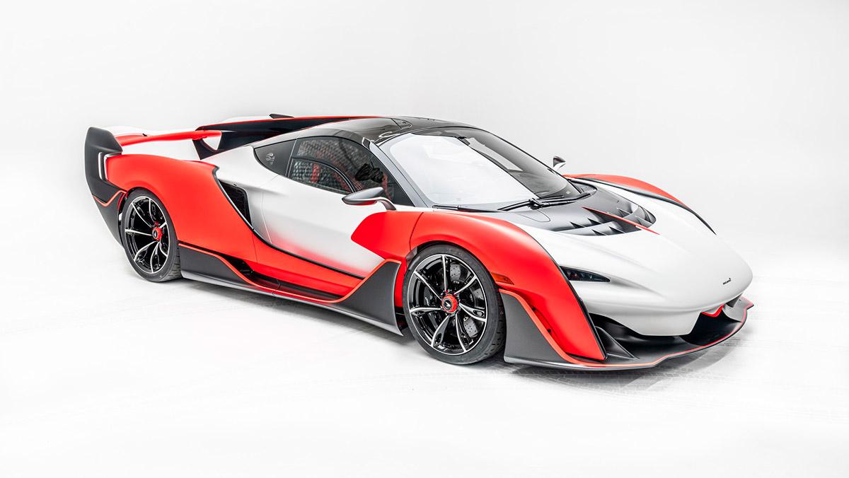 McLaren Sabre 2021: un superdeportivo de serie limitada con 835 CV que sólo llegará a Estados Unidos