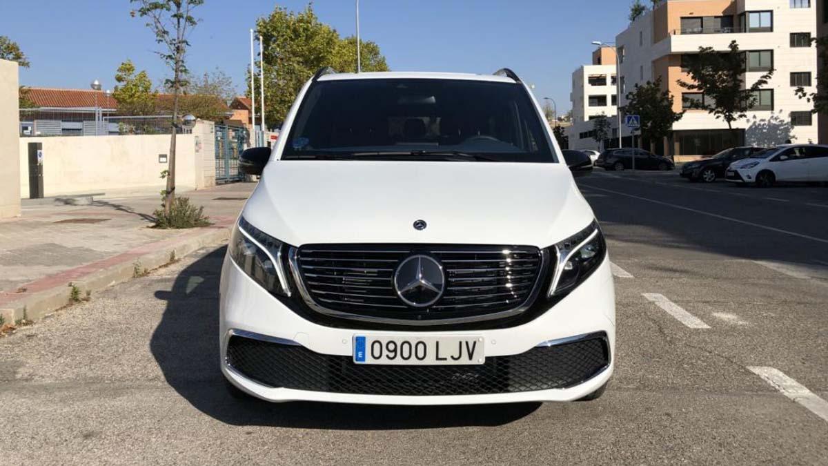 Vídeo: Prueba Mercedes EQV 2020, un monovolumen de lujo 100% eléctrico