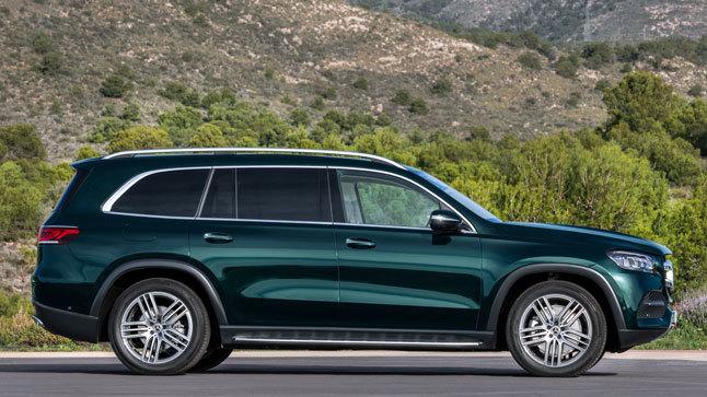 Mercedes-Benz GLS: precios y equipamientos para España
