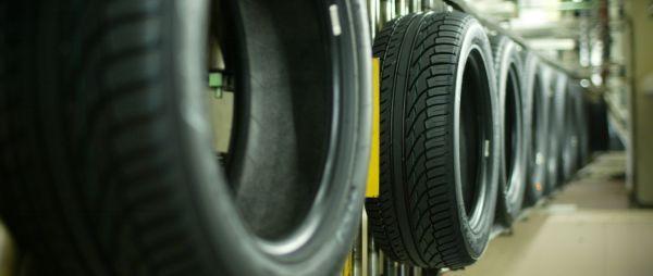 La fabricación de un neumático, paso a paso
