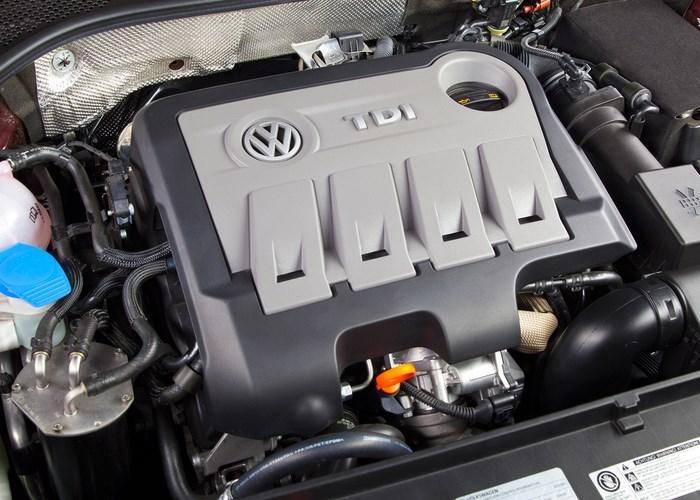 motor diesel tdi