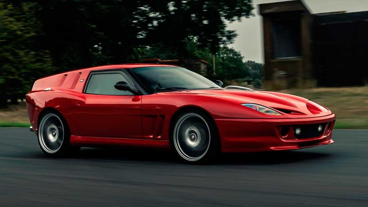 Vídeo: el Ferrari 'Breadvan' vuelve de la mano de Niels van Roij