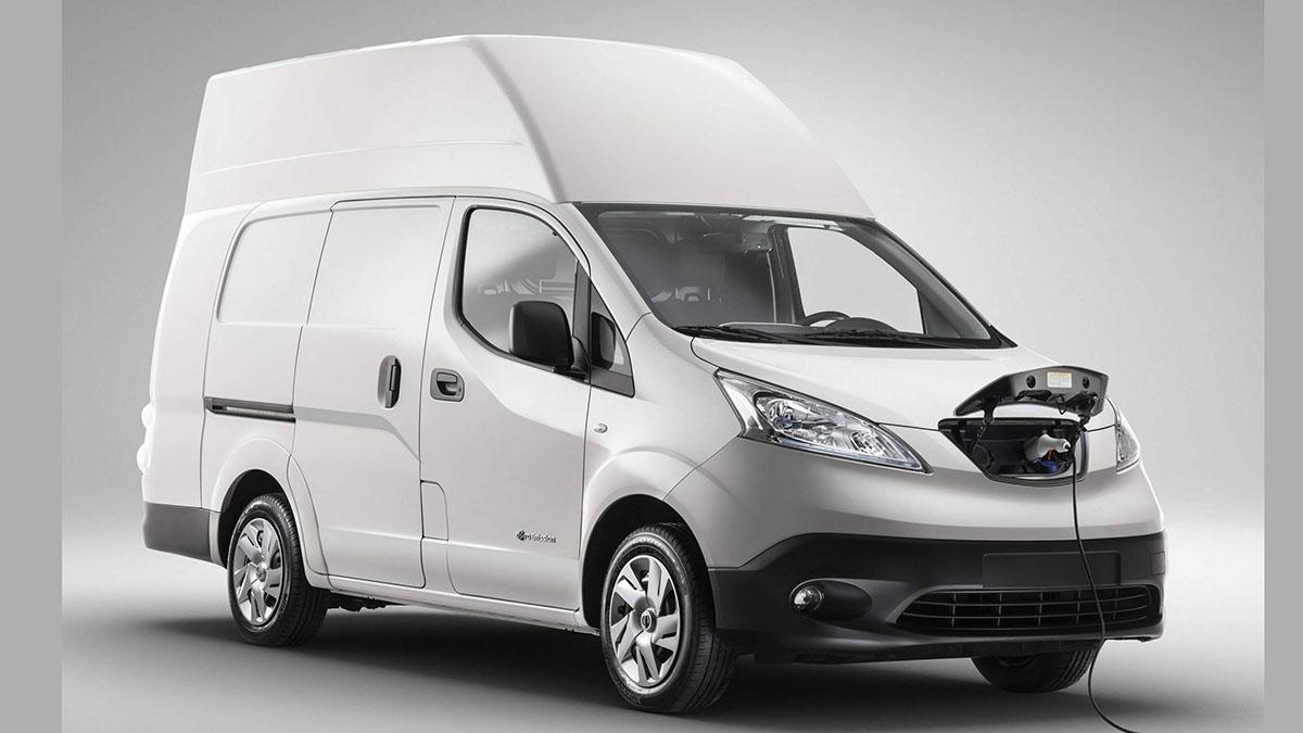 Nissan e-NV200 XL Voltia: con más capacidad de carga