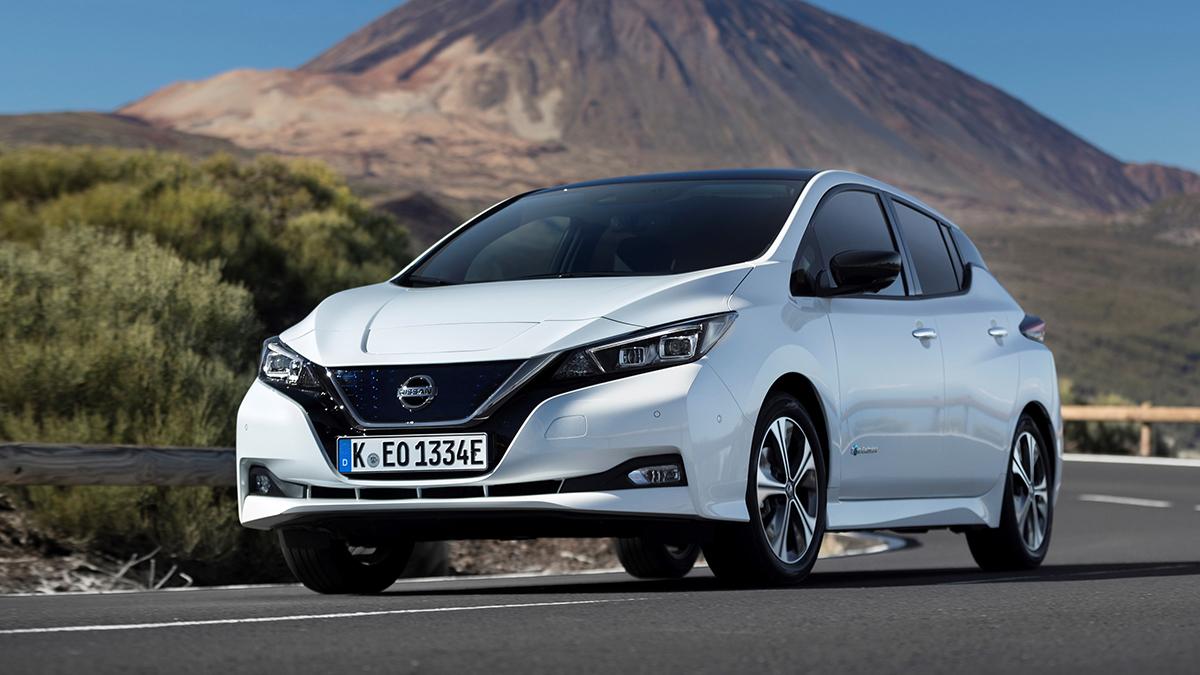 El Nissan Leaf 2021 quiere que te pases al eléctrico: ¡15.620 € de descuento!