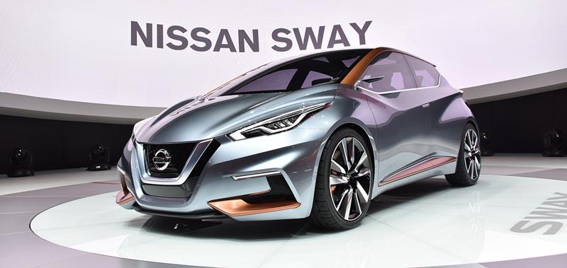Nissan Sway: revolución en la ciudad