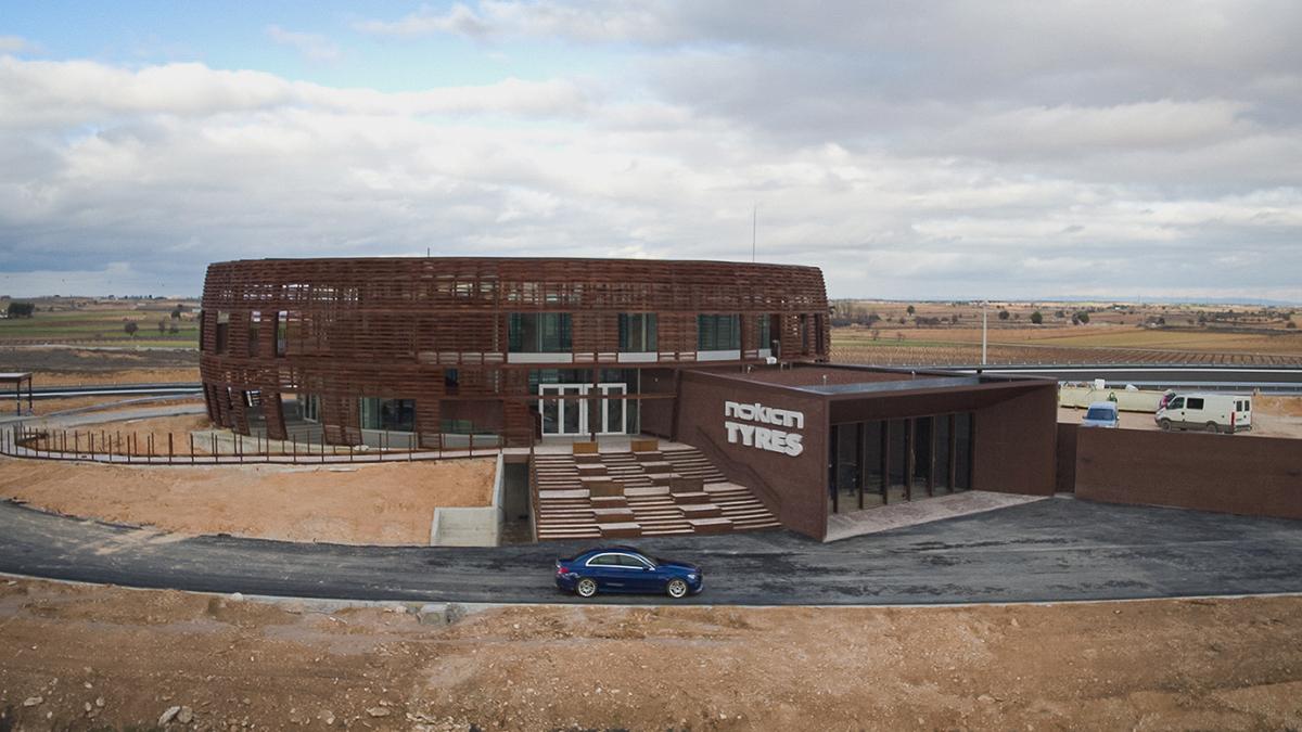 El nuevo centro técnico de Nokian Tyres está en España