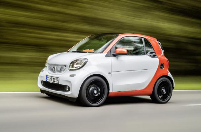 nuevos smart fortwo forfour 9g