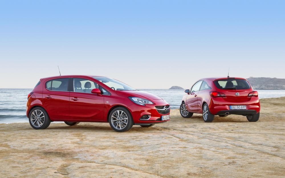 Primera prueba: Opel Corsa 2015