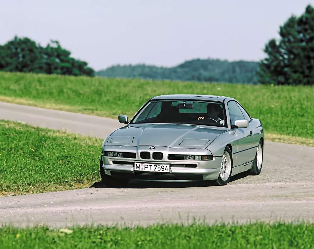 BMW 850i 89-92: un lujo accesible