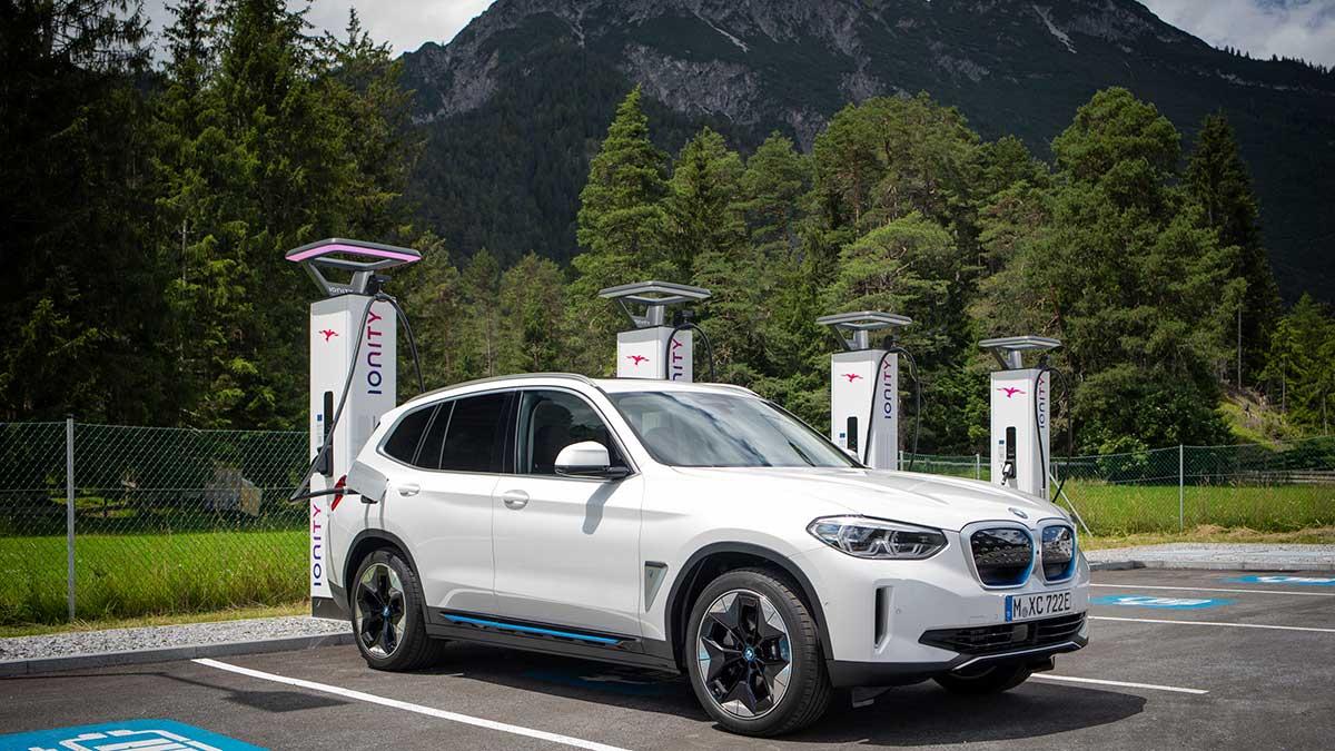 Vídeo: prueba exclusiva del nuevo BMW iX3 2021