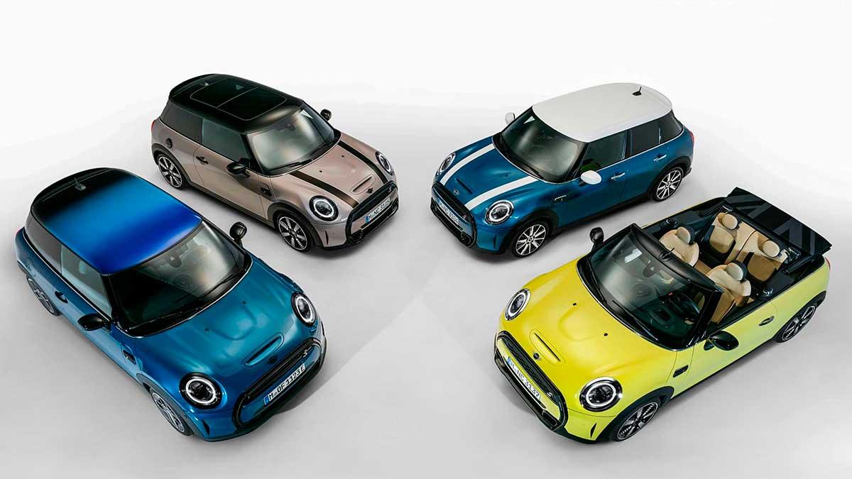Nuevos Mini 3 y 5 puertas y Cabrio 2021: estos son sus precios para España
