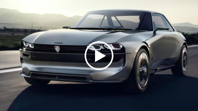 Vídeo: Peugeot e-Legend, eléctrico, autónomo… pero no se vende