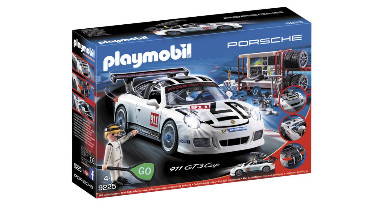 REGALAMOS un Porsche 911 GT3 de Playmobil