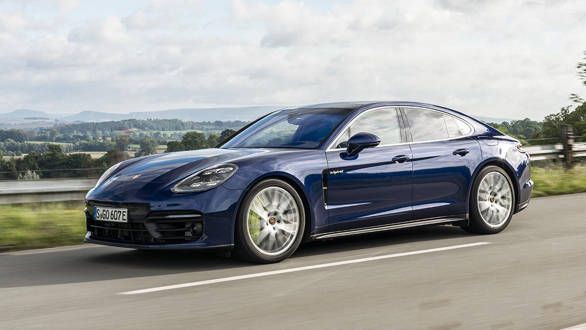 Porsche Panamera 4S E-Hybrid 2021: primera prueba