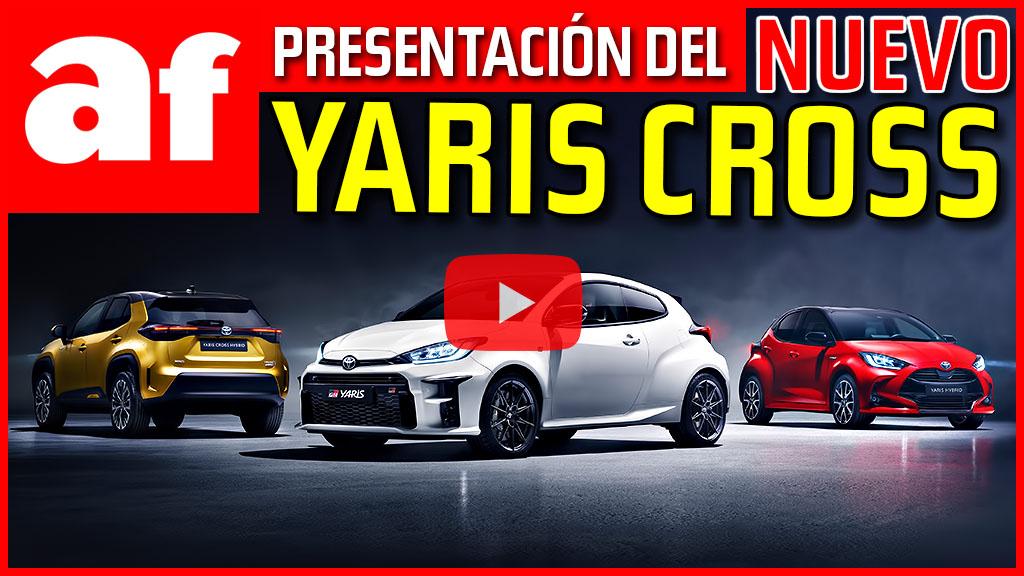 Presentación del nuevo Toyota Yaris SUV: en directo y en exclusiva