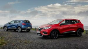 Fotos de la prueba del Renault Kadjar 2019