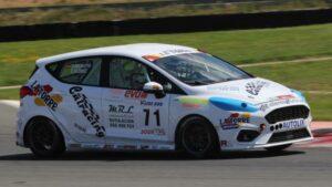 Fotos del Ford Fiesta Pura Pasión Cup