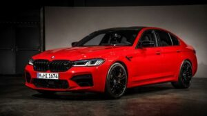 Fotos: BMW M5 Competition 2021