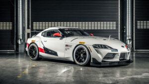 Fotos del Toyota GR Supra GT4