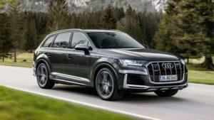 Fotos: Audi SQ7 V8 TFSI