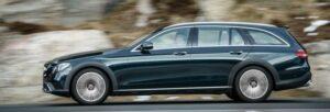 Fotos del Mercedes E All Terrain, a prueba